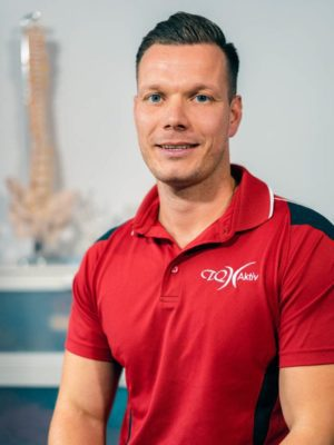 PhysiotherapeutSportphysiotherapeut | KG am Gerät | Manuelle Lymphdrainage | DOSB Übungsleiter B